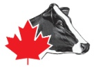 Holstein Canada's logo is recognized internationally as a leader in improving the Holstein breed.
