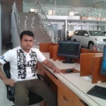 At Toyota Spare Parts Sales Counter ...