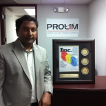 PROLIM - Fastest Growing Private Company in America