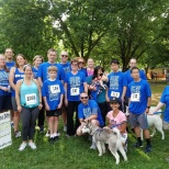 photo of Legal & General, Paws & Claws charity 5K event
