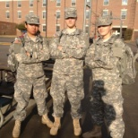 Me and a few battle buddies in ait