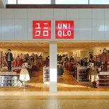 UNIQLO photo: photo from the front of the store