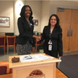 Our Toastmasters groups are great opportunities for team members to improve their personal skills.