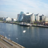 View from our offices in Dublin