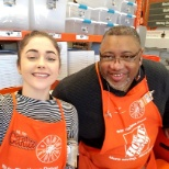 photo de l'entreprise Home Depot, In Store Training
