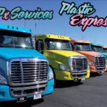 Plastic Express photo: Plastic Express: We Hire to Retire