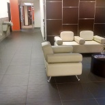 Our beautiful lobby!