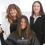 The Henkel Beauty Care Team observes Breast Cancer Awareness Month with hair donation event.