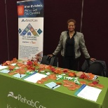 Antoinette at the NCOTA Conference