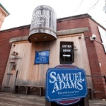 Welcome to the Samuel Adam's Boston Brewery/