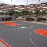 Tempe Basketball Courts