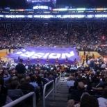 Phoenix Suns photo: Lets Go Suns! MAKE SOME NOISE!