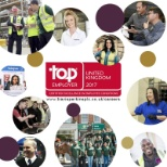 Travis Perkins plc photo: Top Employer 2017