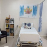 photo of Churches of Christ in Queensland, New make over in palliative care room