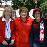 "Keller Williams Realty annual ""RED Day"" 5-12-12."