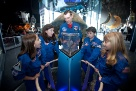 Space Camp provides the audience, Crew Trainers provide the captivating personalities!