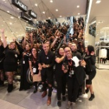 H&M photo: World Trade Center Store Opening