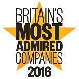 Top 25 Most Admired Company in 2016