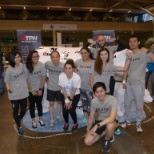 WWF CN Tower Climb, Sun., Apr. 9, 2017