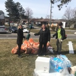 Earth Day - Hamilton Community Clean Up