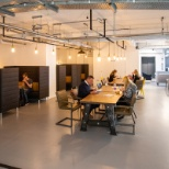Wonderful workspace and facilities at our Bristol offices..