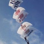 Miller Six Pack in the Sky