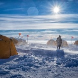 New Leidos has staff in 30 countries, plus Antarctica!
