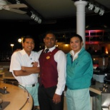 Princess Cruises photo: with My Collegues