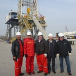 Drilling equipment audit pre-delivery