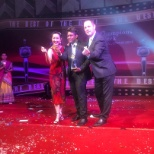 Top 5 pizza hut manager awarded by YUM Asia Pacific