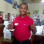 3x Employee Of The Month