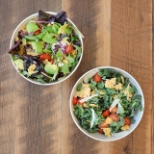 Sweetgreen photo: The kale caesar and guacamole greens salad at sweetgreen.