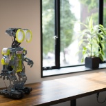 photo of Deloitte, Robot