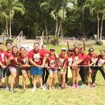 Convergys photo: One of the best gatherings. The yearly olympics  game.
