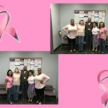 Atterro photo: Our teams are wearing pink today in support of Breast Cancer Awareness.