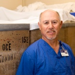 Adventist Health photo: David is an employee at Adventist Medical Center in Portland.