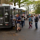 Food Truck and Field Day at Headquarters in Knoxville, TN