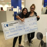 Beta and Jasmine won $1,000 for referring a friend!