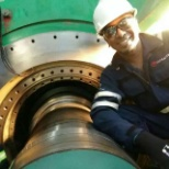 GE Energy Management photo: Happy working