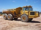 Articulated volvo A 40. ..aka my above or underground hauling   monster truck.
