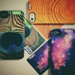 Mogo Finance Technology Inc. photo: We love our Mogo Cards so much, we have phone cases to match!