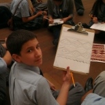 The Barnes Foundation photo: Student Drawing