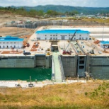 Bosch Rexroth AG photo: Panama Canal