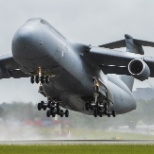 Lockheed Martin Delivers 52nd C-5M Super Galaxy