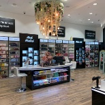 TPS's new concept store at Sheffield's Meadowhall - looking amazing!