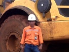 Picture in starget project nickel mining sulawesi tenggara
