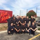 This great training team made sure that the 108 new members of the Red Robin family were trained!