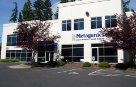 Metagenics blg in Gig Harbor, Wa. on a sunny day!