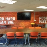 Our boardroom in Coventry