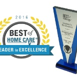 Visiting Angels photo: Voted Best of Homecare